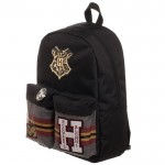 Harry Potter Patches with Pin Badge Back Pack
