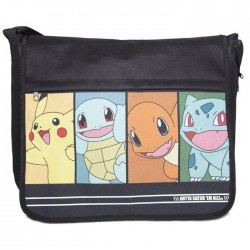 Pokemon: Starting Characters Messenger Bag