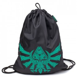 Zelda: Crest Gym bag