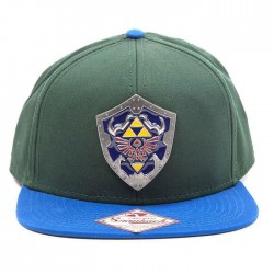 Zelda Shield Snap Back Cap