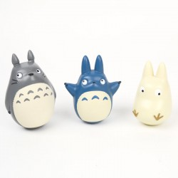 Totoro Tumble Doll Figure Set