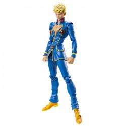 JoJo's Bizarre Adventure Super Action Giorno Giovanna 2nd Figure