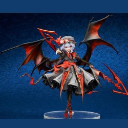 Touhou Project Statue 1/8 Remilia Scarlet Extra Color Ver. Figure