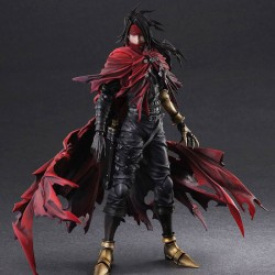 Dirge of Cerberus Final Fantasy VII Play Arts Kai Action Figure Vincent Valentine