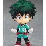 My Hero Academia Nendoroid Action Figure Izuku Midoriya: Hero's Edition Figure