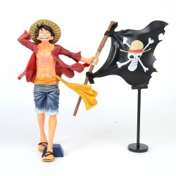 One Piece: Monkey D Luffy Magazine Figure