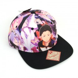 RE: Zero Sublimated Snapback Cap