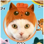 Pokemon: Kawaii Cat Hat: Vulpix