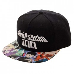 Mob Psycho 100 Snap Back Cap