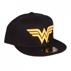 DC Wonder Woman snap back lippis