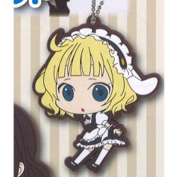 Is the Order a Rabbit: Sharo Kirima Rubber Keyring