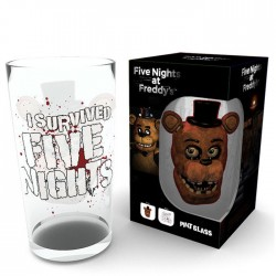Five Nights at Freddys Fazbear Olutlasi