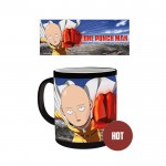 One Punch Man: Heat Changing Mug