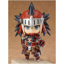 Monster Hunter World Nendoroid Action Figure Female Rathalos Armor Edition Figure