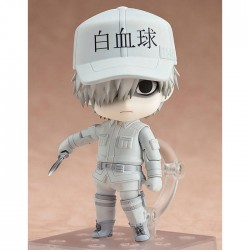 Cells at Work! Nendoroid Action Figure White Blood Cell figuuri