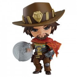 Overwatch Nendoroid Mccree Figure