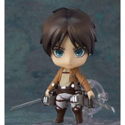 Attack on Titan Nendoroid Eren Yeager Figure