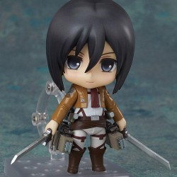 Attack on Titan Nendoroid Mikasa Ackerman Figure