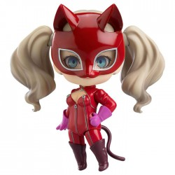 Persona 5 The Animation Nendoroid Action Figure Ann Takamaki Phantom Thief Ver. Figure
