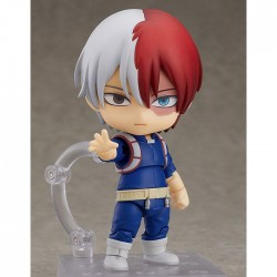 My Hero Academia Nendoroid Action Figure Shoto Todoroki: Hero's Edition figuuri