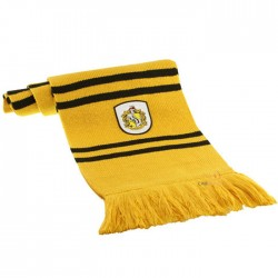 Harry Potter: Hufflepuff replica scarf