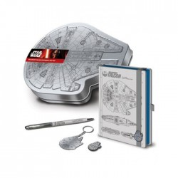 Star Wars: Millennium Falcon Stationery Gift Set