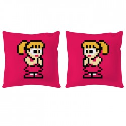Mega Man Pillow: Roll