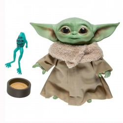 The Mandalorian (Star Wars): The Child / Baby Yoda Talking Plush