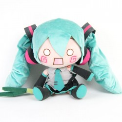 Vocaloid: SMiku Hatsune and Leek ver. Plush