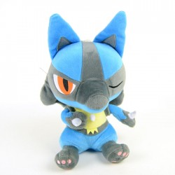 Pokemon: Lucario Plush