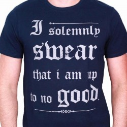 Harry Potter T-shirt: I Solemnly Swear (Unisex)