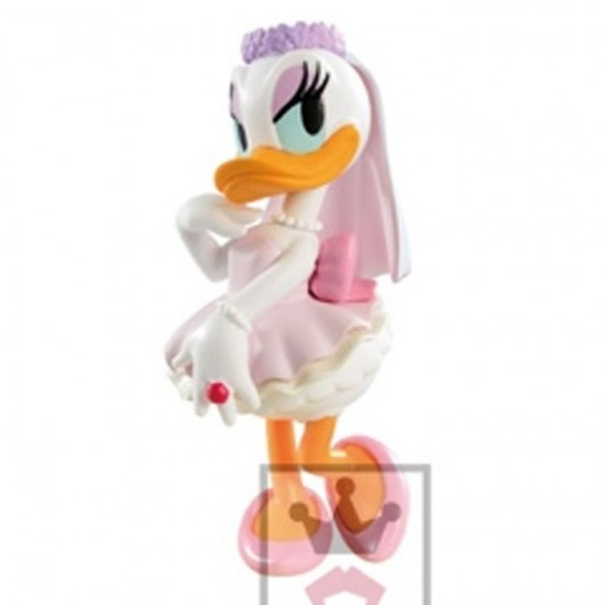 Disney: Lovers moments Daisy Duck (special colour)