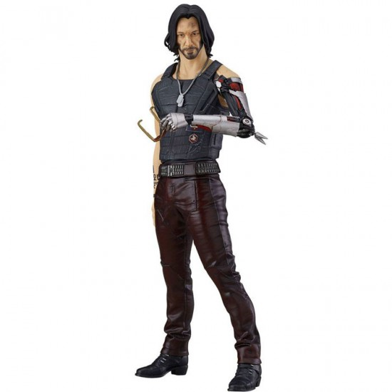 Cyberpunk 2077 Pop Up Parade Johnny Silverhand Figure
