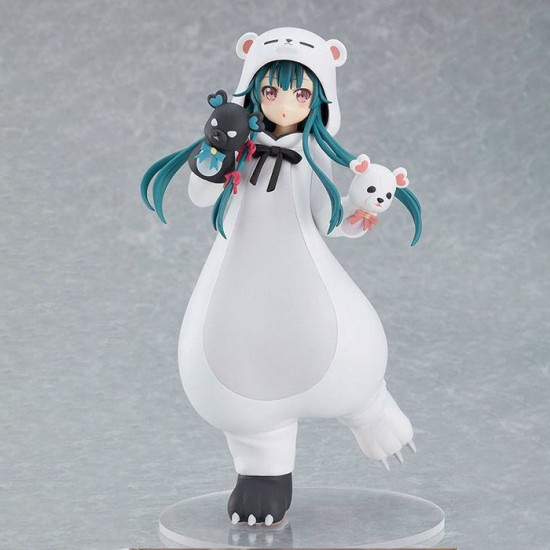 Kuma Kuma Kuma Bear Pop Up Parade Yuna White Bear Ver. Figure