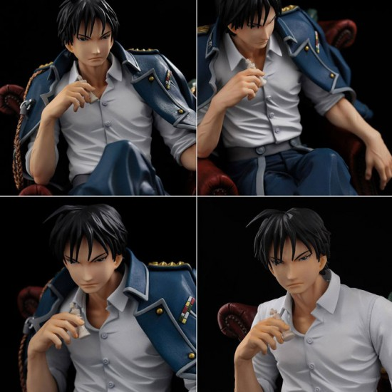 Fullmetal Alchemist Brotherhood 1/8 Roy Mustang Figure