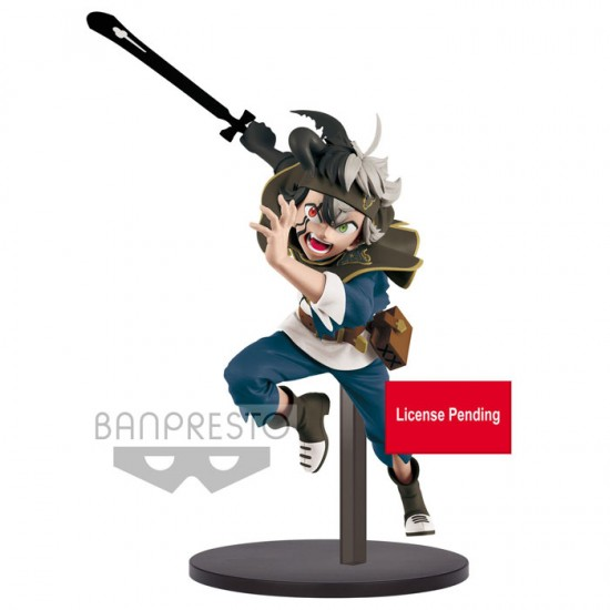 Black Clover: Asta DXF Transformation Figure