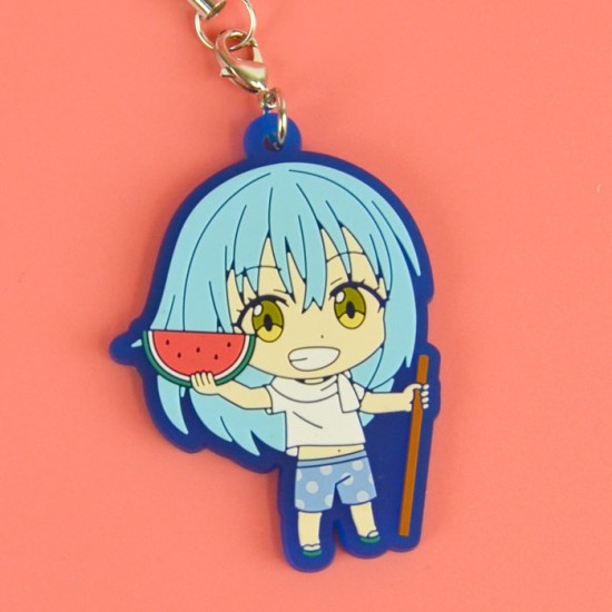 That time I got reincarnated as a slime: Rimuru Tempest ver. 2 Rubber Strap