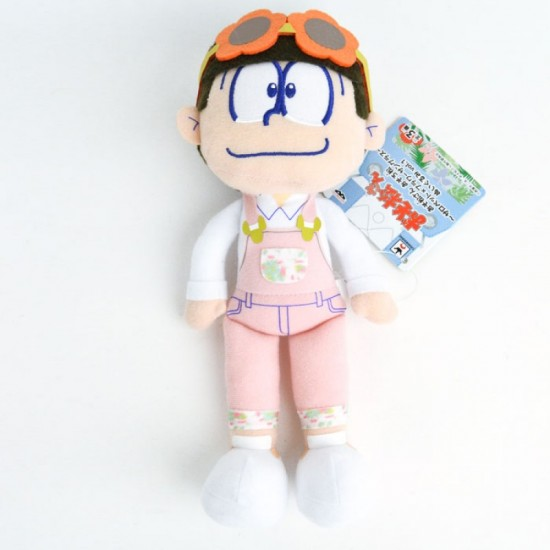 Mr. Osomatsu: Osomatsu Plush Mascot