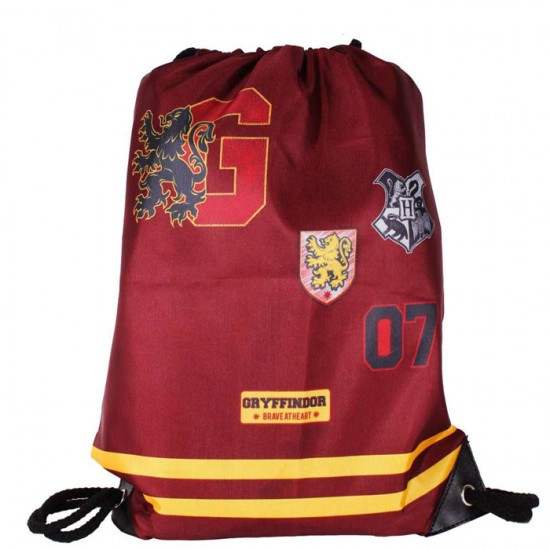 Harry Potter Gym Bag (Gryffindor)