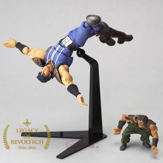 Fist of the North Star: Legacy Of Revoltech LR-002 Rei Figure