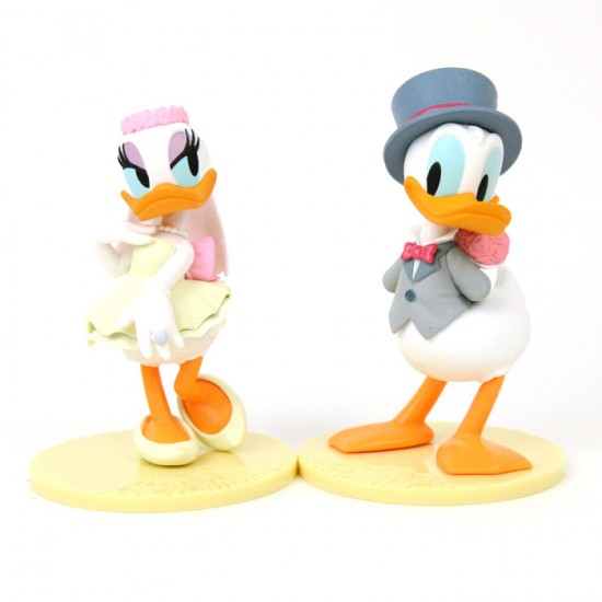 Disney: Lovers moments - Donald Duck and Daisy Duck