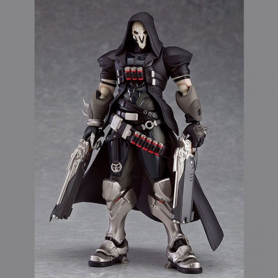 Overwatch Figma Action Figure Reaper