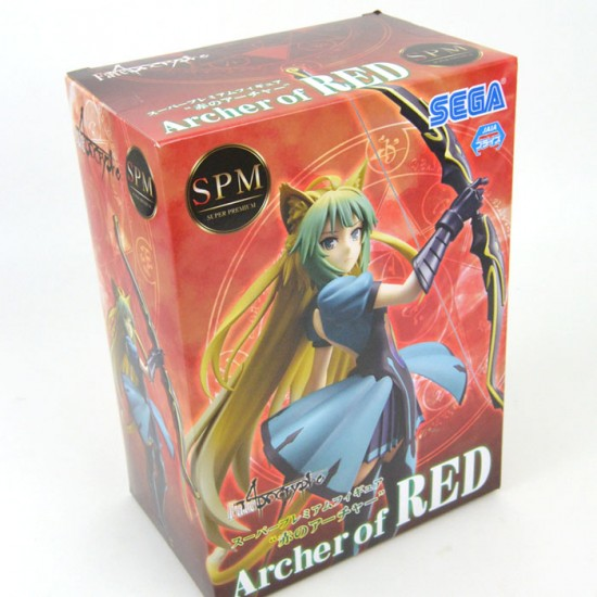 Fate Apocrypha: Archer of Red SPM Figure
