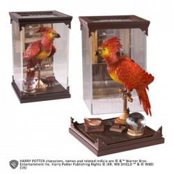 Harry Potter: Magical Creatures - Fawkes the Phoenix  Statue.