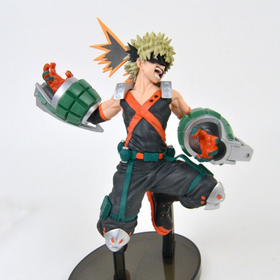 My Hero Academia - The Amazing Heroes Katsuki Bakugou Figure