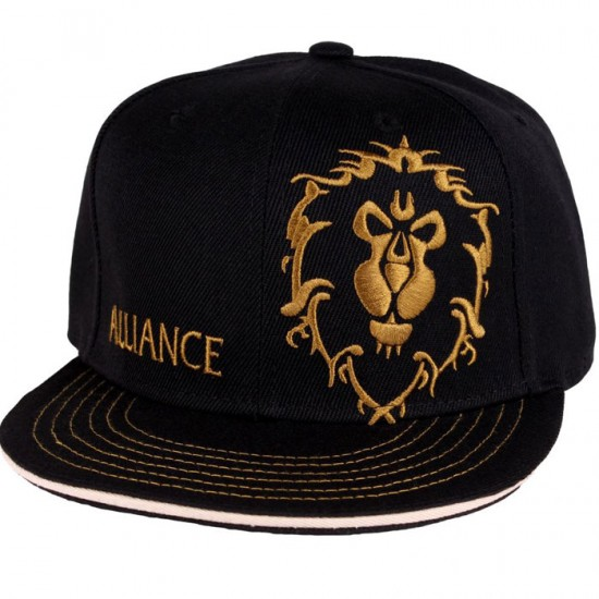 Warcraft: Alliance Snap Back Cap