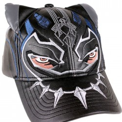 Black Panther Marvel: Eyes on you Deluxe Cap
