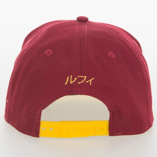 One Piece: Monkey D Luffy Snap Back Cap