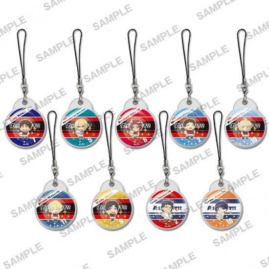 All Out: Water in Collection Phone Charm (RANDOM)