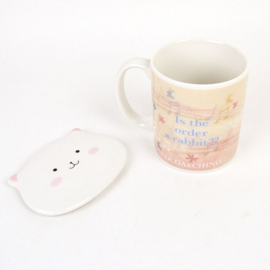 Is the Order a Rabbit: Cocoa and Chino Kannellinen Mug